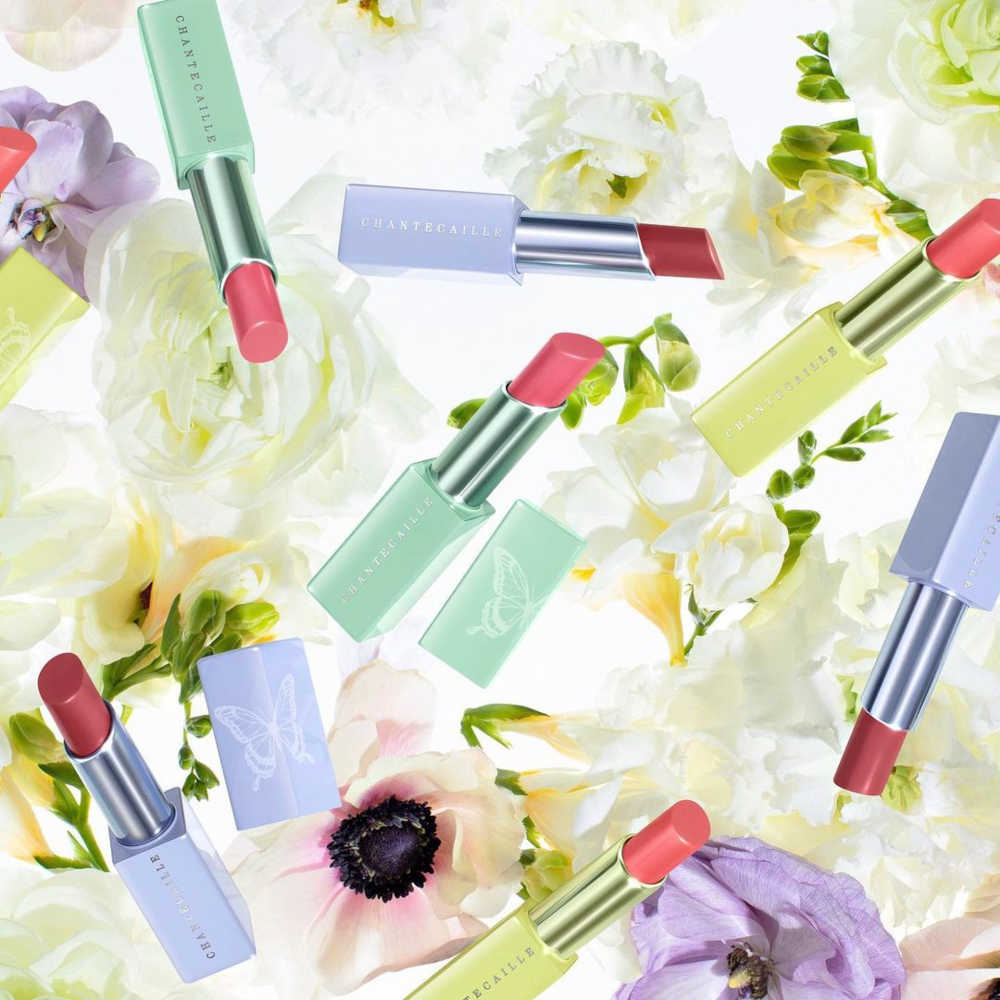 Maquillaje labial Checaille