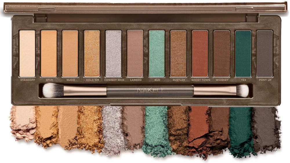 Palette Urban Decay Naked Wild West